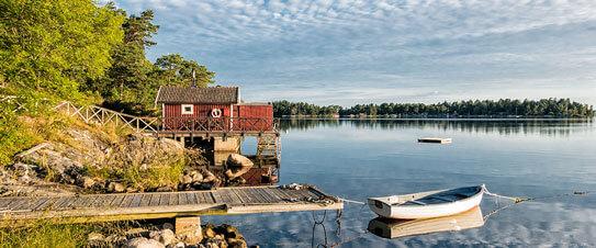 Skandinavischer Lifestyle