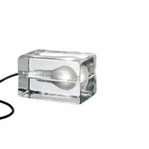 Design House Stockholm - Block Lamp schwarz LED