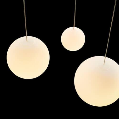 Design House Stockholm: Pendelleuchte Luna