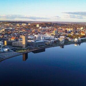 Aalborg: Die kleine Großstadt in Norddänemark
