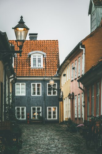 Aalborg: Altstadt