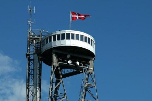 Aalborg: Turm