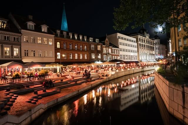 Aarhus: Ferienhäuser und Hotels