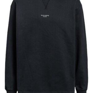 Acne Studios Sweatshirt Herren mit Logo