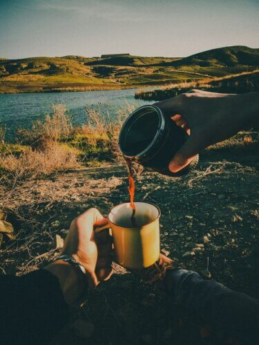 Akureyri: Camping