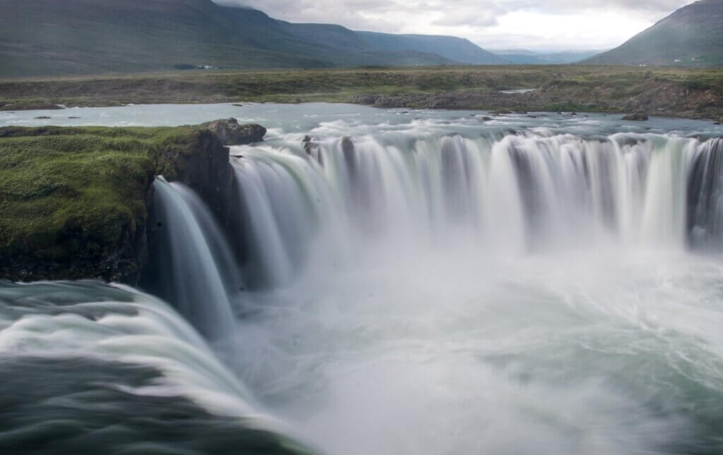 Akureyri: Schwimmbad