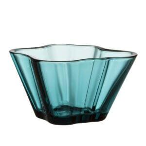 Alvar Aalto Schale blau