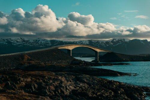 Die Atlantikstraße in Norwegen: Hier findest du die schönste Straße der Welt