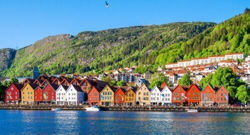 Bergen: Norwegens Tor zu den Fjorden
