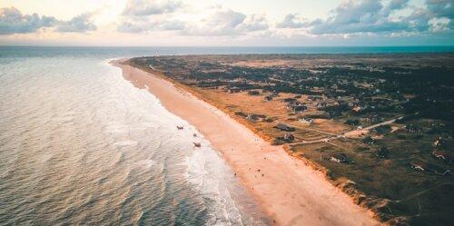 Blåvand: Urlaub im dänischen Nordseebad