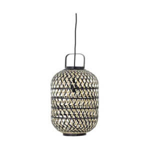Bloomingville Deckenlampe aus Bambus