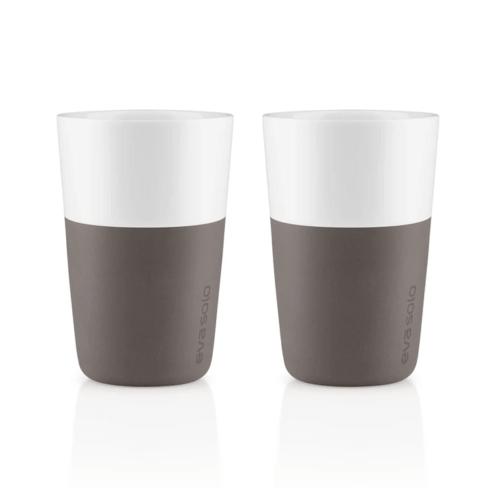 Caffé Latte Becher 2er Pack