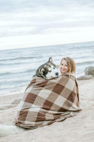 Camping in Dänemark mit Hund