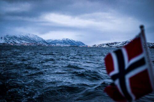 Camping Norwegen Anreise