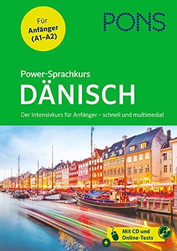 PONS Power-Sprachkurs Dänisch: Intensivkurs für Anfänger