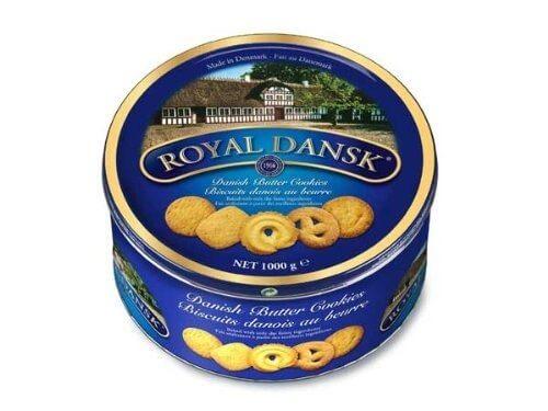 Royal Dansk Buttercookies
