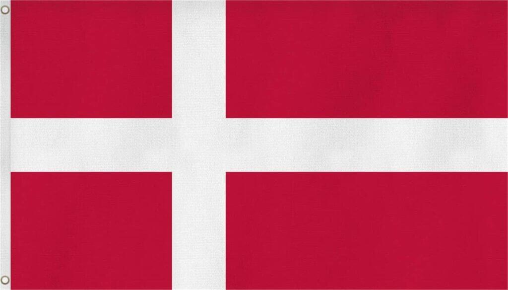 Dänemark Flagge XXl