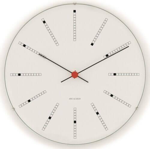 Bankers Clock von Arne Jacobsen