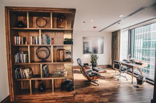 Relaxsessel — Dänisches Design