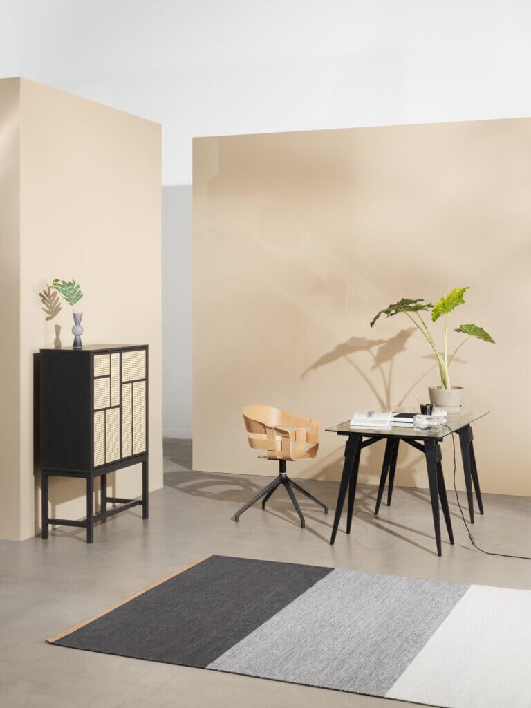 Design House Stockholm Airkabinett schwarz