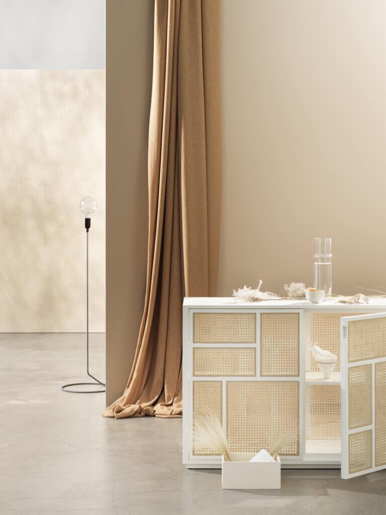 Design House Stockholm Sideboard weiß
