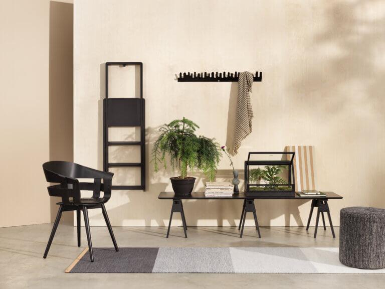 Design House Stockholm: Raum mit Beistelltisch