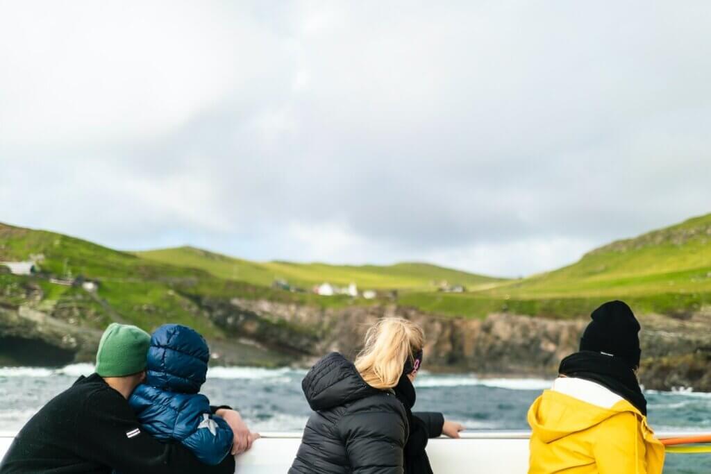Färöer: Kreuzfahrt