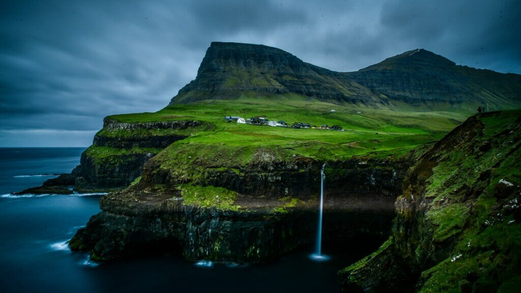 Färöer Urlaub