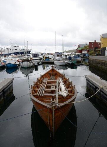 Färöer: Tórshavn