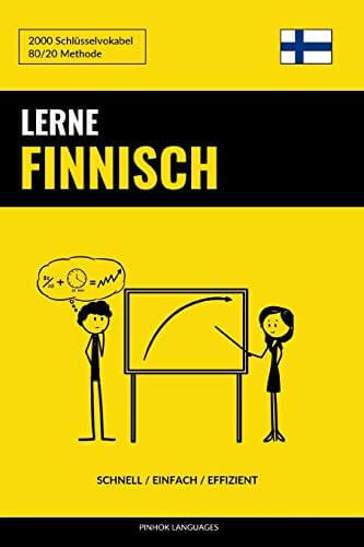 Lerne Finnisch – 2000 Schlüsselvokabeln
