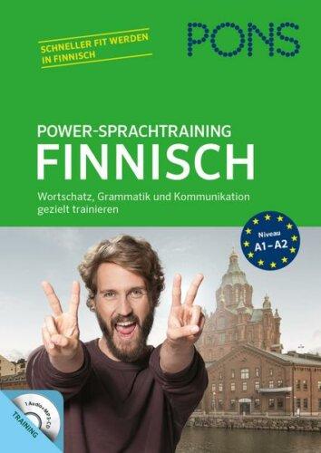 PONS Power-Sprachtraining Finnisch
