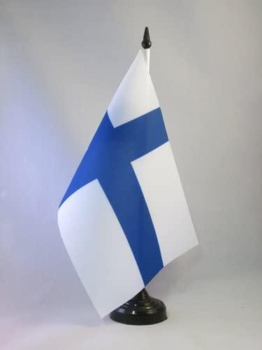 Finnland Tischfahne