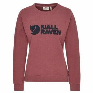 Fjällräven Logo-Sweater Damen