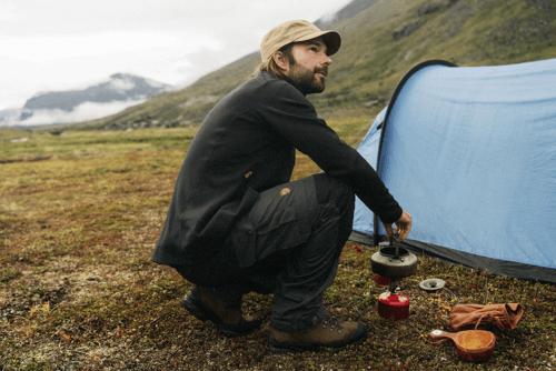 Fjällräven Impressionen Camping