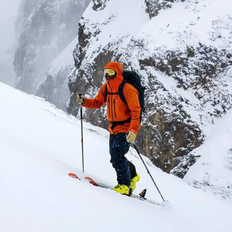 Fjällräven Kollektion Mountaineering