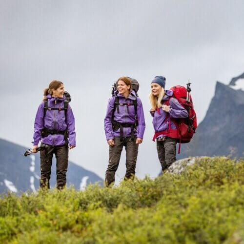 Fjällräven Kollektion Trekking