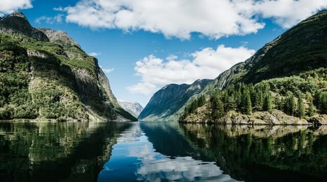 Reise zu Norwegens Fjorden