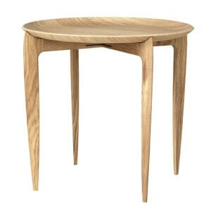 Fritz Hansen Foldable Tray Table