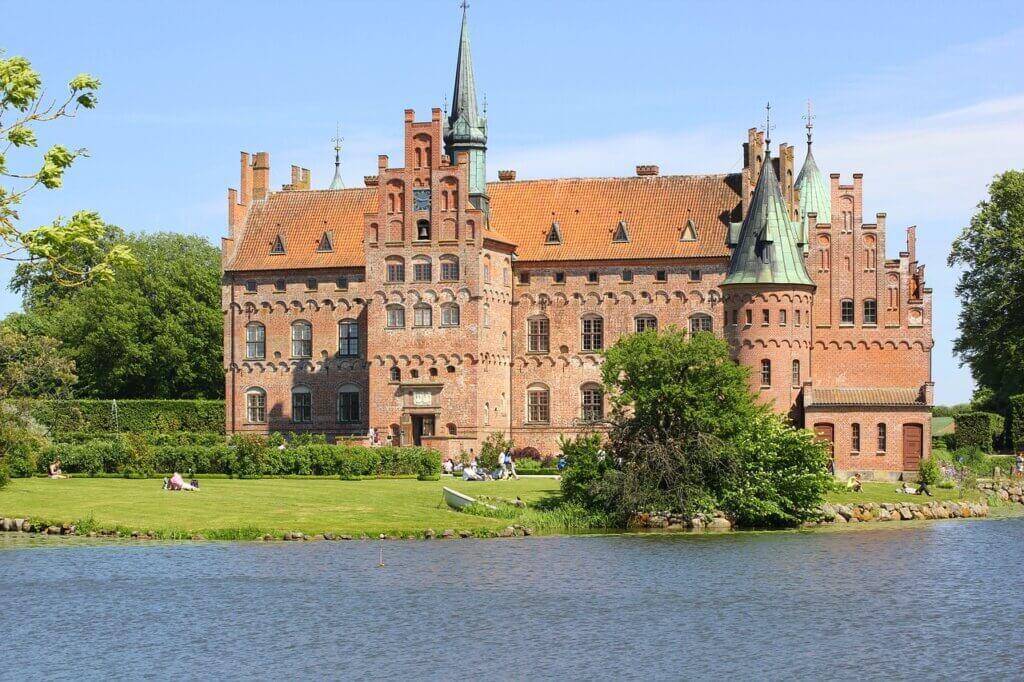 Fünen: Schloss Egeskov