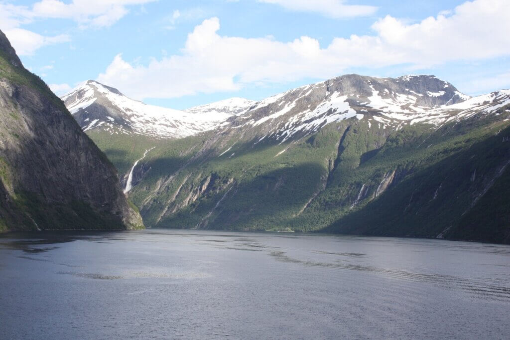 Geirangerfjord: Beste Reisezeit