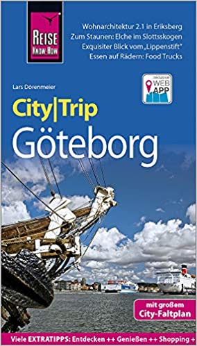 Reise Know-How CityTrip Göteborg: Reiseführer
