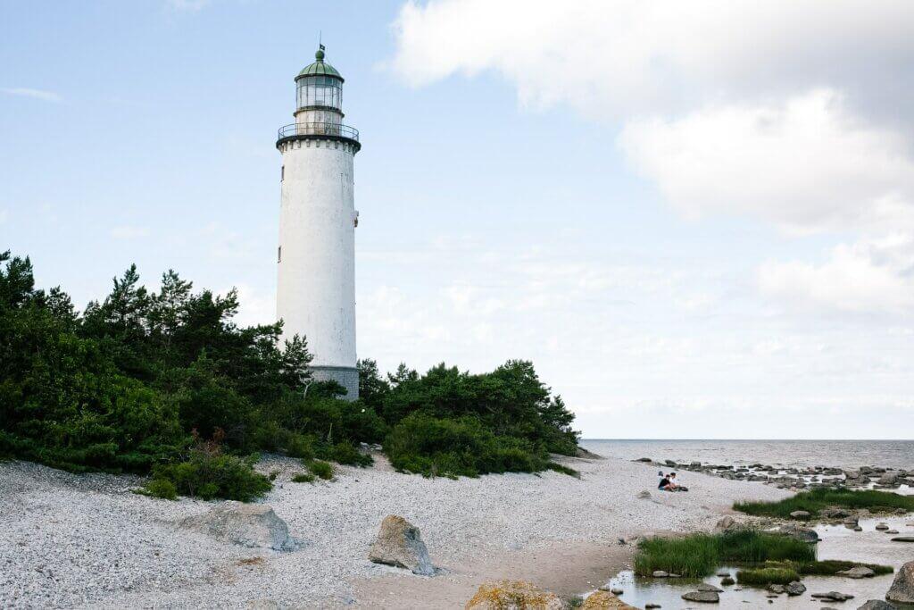 Gotland Impressionen Kulturelles Leuchtturm