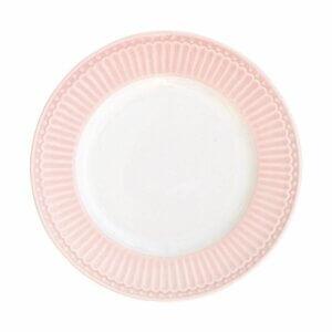 GreenGate Everyday Alice Frühstücksteller Pale Pink