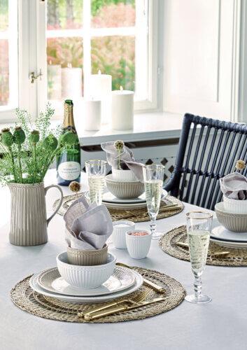 Greengate Küche und Esszimmer