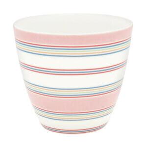 Greengate Latte Cup Imke gestreift