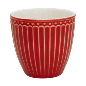Greengate Mini Latte Cup Alice rot