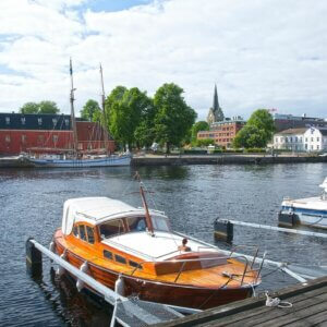 Halmstad: Badeurlaub an Schwedens Westküste