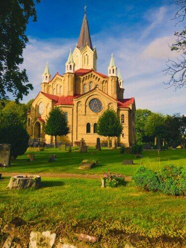 Halmstad: Museen und Kirchen