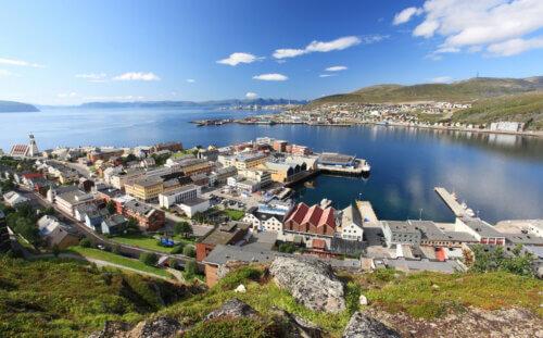 Hammerfest: Im hohen Norden Norwegens