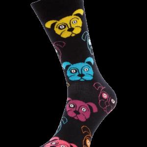 Happy Socks Socken mit Allover-Muster - Hund